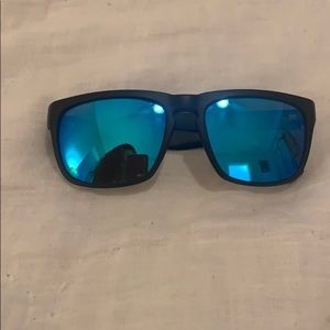 Electric Knoxville polarized blue sunglasses